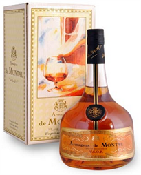 de Montal Armagnac VSOP 750ml